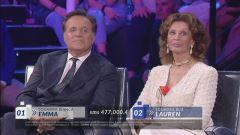 Domenica 27 maggio - Ottava puntata Serale