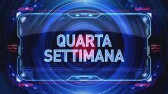 Settimana 4 - seconda parte, Italia 1