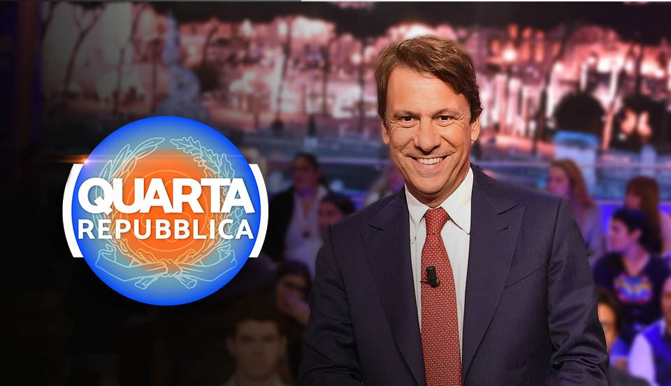 Quarta Repubblica 2019 | Mediaset Play