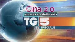 Speciale Tg5 - Cina 2.0 La nuova via della seta