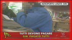 Pizzo per dormire all'aeroporto di Linate (MI) thumbnail