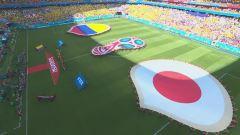 Mondiali, Colombia-Giappone: partita intera