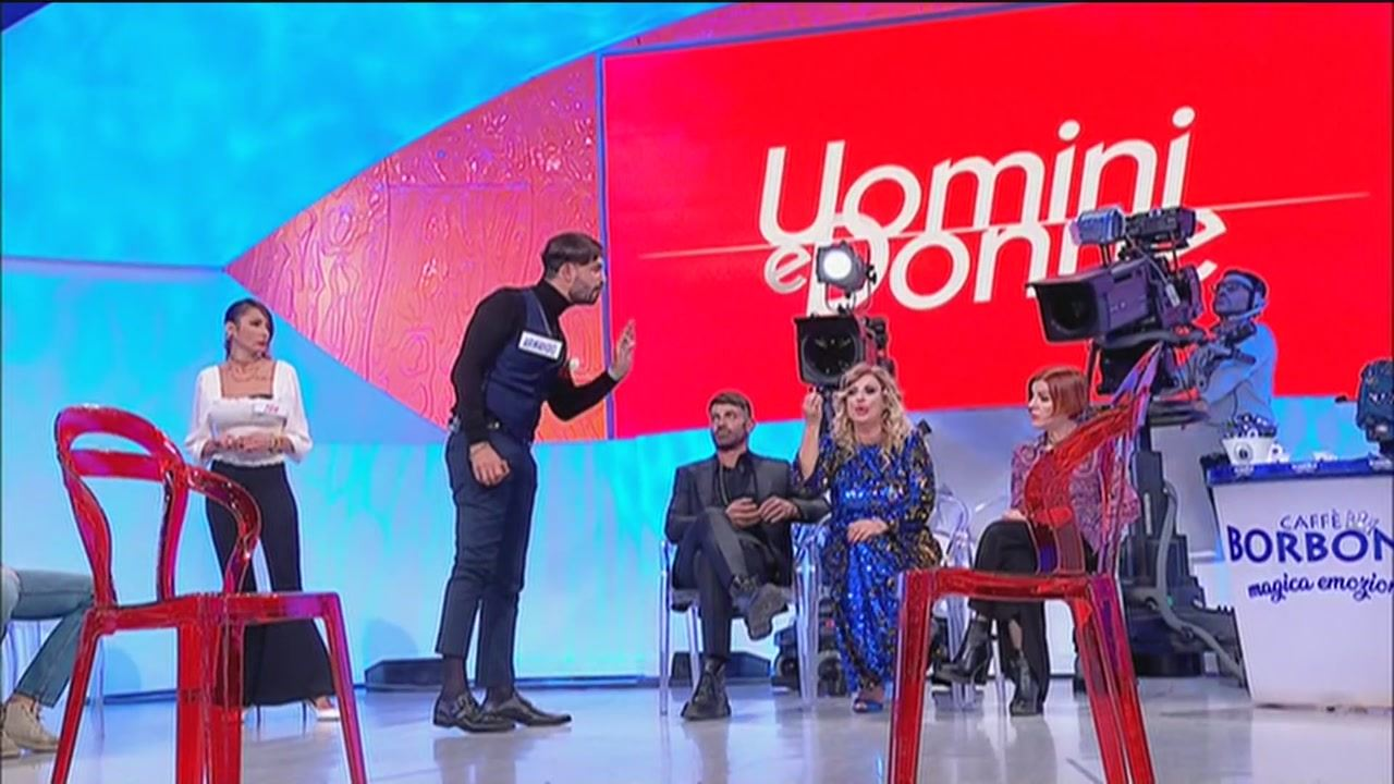 Uomini e Donne oggi 12 novembre 2019: puntata intera trono over | Video Witty Tv