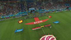 Mondiali, Portogallo-Spagna: partita intera