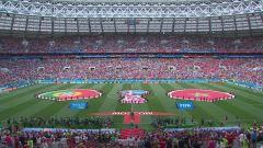 Mondiali, Portogallo-Marocco: partita intera
