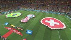 Mondiali, Brasile-Svizzera: partita intera