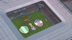 Mondiali, Croazia-Nigeria: partita intera