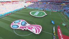 Mondiali, Uruguay-Arabia Saudita: partita intera