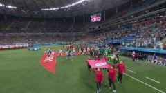 Mondiali, Tunisia-Inghilterra: partita intera
