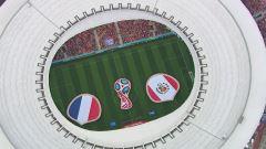 Mondiali, Francia-Perù: partita intera