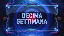 Settimana 10 - seconda parte, Italia 1