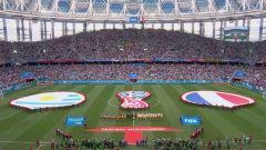 Mondiali, Uruguay-Francia: partita intera
