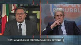 La protesta di Genova thumbnail
