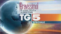 Speciale Tg5 - Bravissimo! 15 anni senza Albertone