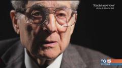 Speciale Tg5 - Finché avrò voce: storia di Alberto Sed