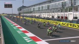 Supersport 300, gara - Magny Cours, Francia