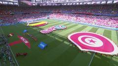 Mondiali, Belgio-Tunisia: partita intera