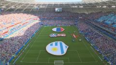 Mondiali, Uruguay-Russia: partita intera