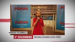 1° dicembre 2018: Barbara Palombelli thumbnail