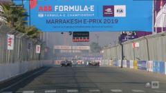Formula E, gara - Marocco