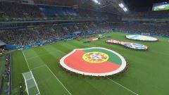 Uruguay-Portogallo: partita intera