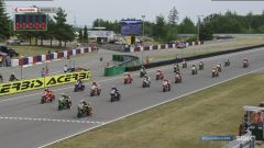 Superbike, gara-1 Brno