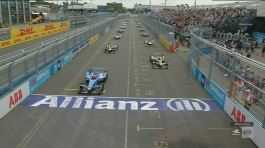 Formula E, gara 2-New York