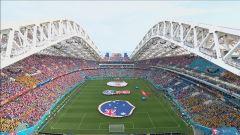 Mondiali, Australia-Perù: partita intera