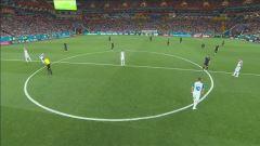 Mondiali, Islanda-Croazia: partita intera