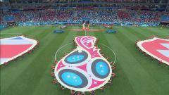 Mondiali, Svizzera-Costa Rica: partita intera