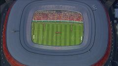 Mondiali, Panama- Tunisia: partita intera