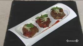 Tortini di parmigiana di melanzane thumbnail