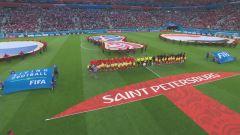 Mondiali, Russia-Egitto: partita intera