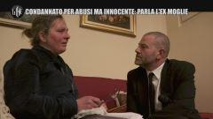 GOLIA: Condannato per abusi ma innocente: parla l'ex moglie thumbnail