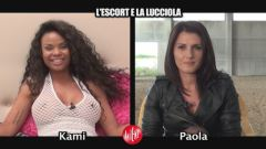 AGRESTI: L'escort e la lucciola thumbnail