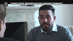 """RUGGERI: """"Sono stato abusato da un cantante famoso"""" thumbnail"""