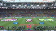Mondiali, Serbia-Brasile: partita intera