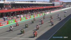 Superbike, gara 2 - Portimao, Portogallo