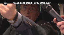 """PECORARO: """"Hanno abusato di me in Vaticano"""" thumbnail"""
