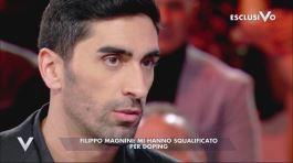 Un brutto momento per Filippo Magnini thumbnail
