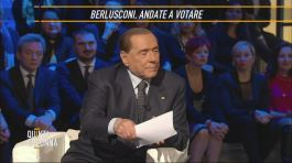 Sivio Berlusconi: andate a votare thumbnail