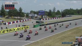 Superbike, gara-2 Brno
