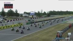 SSP 300 gara, circuito di Brno