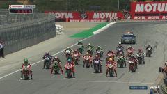 Superbike, gara 2 - Laguna Seca