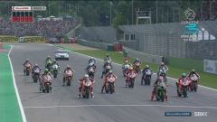 Superbike, gara 1-Imola