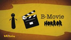 L'horror b-movie