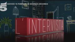 """""""L'Intervista"""" torna giovedì 15 febbraio..."""