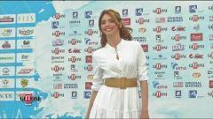 Ilenia Pastorelli e Fabrizio Moro conquistano il Giffoni film festival