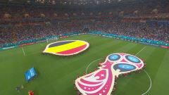 Mondiali, Belgio-Giappone: partita intera