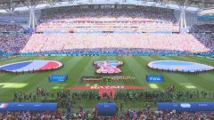 Francia-Argentina: partita intera